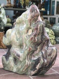 Ms 9177.Cây đá ngũ sắc đẹp,cao92cm