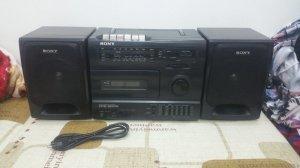 Radio Cassette SONY CFS-1037K...