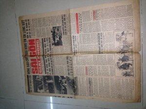 Báo Saigon giải phóng 24/5/1975