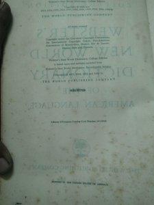Sách xưa của mỹ