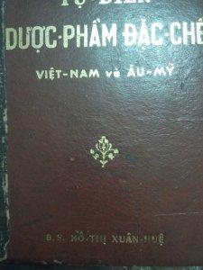 Sách rất quý về dược phẩm,...