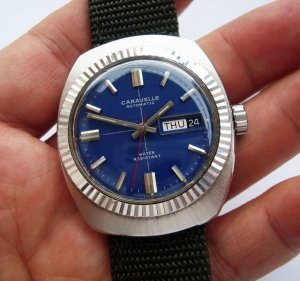 Caravelle Swiss Automatic