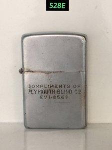 528E-ba hàng chữ vỏ thép 1952