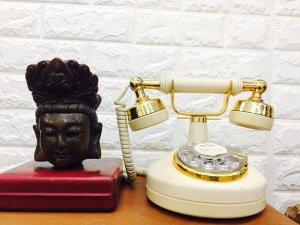 Điện thoại quay số cổ của Mỹ