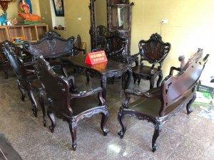 Bộ bàn ghế Louis Sang Trọng...