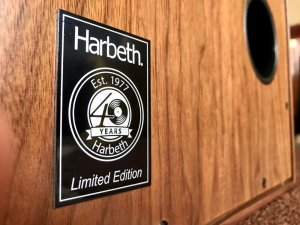 Harbeth SHL5 Plus 40th...