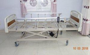 giường y tế điều chỉnh bằng remote