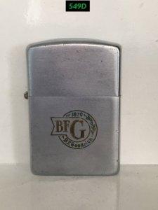 549D-ba hàng chữ vỏ đồng mạ chrome 53-54 -B F G