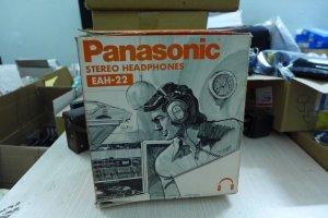 HCM - Q10 - Bán headphone Panasonic EAH-22. Japan