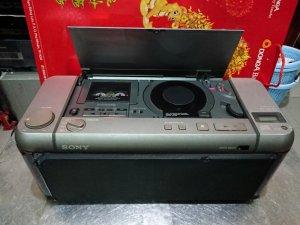 Máy hat cổ Sony D2010 giá mềm
