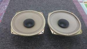 Đôi loa toàn dải RFT Đức 16,5 cm