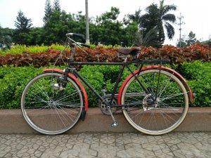 Xe đạp Trâu - Hàng bãi Nhật (MS124 )