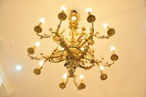 Đèn Chùm Cổ Châu Âu (LH: Ms.Hằng