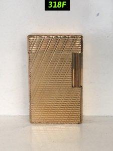 318F-Dupont line 1 form cao chính hãng Pháp Mạ vàng dày  -tình trạng : tổng thể đẹp -kín ga, nhạy lử