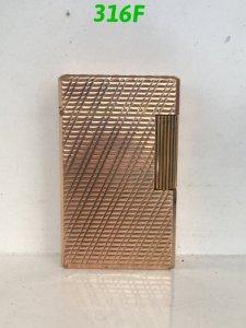 316F-Dupont line 1 form cao chính hãng Pháp Mạ vàng hồng dày 20 micron -
