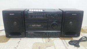 Đài Sony CFS-1037K (Hàng tuyển...
