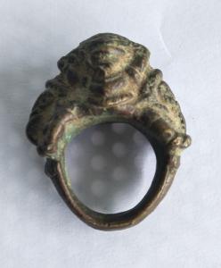 Nhẫn voi đồng cổ xưa quý hiếm độc lạ Phone : 0938 179 545