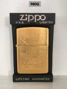 980G-gold plate ( mạ vàng )...