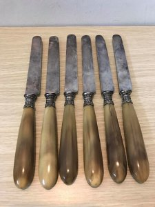 6 dao xưa hàng Châu Âu