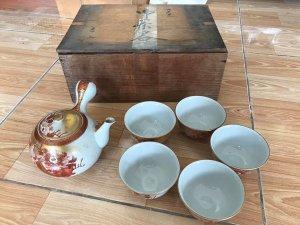 3 bộ bình uống trà của Nhật ,...