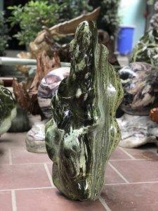 Ms 9213.Cây đá thiên nhiên xanh...