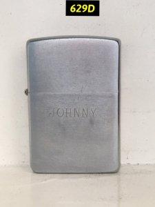 629D-chữ xéo 1962 -JOHNNY