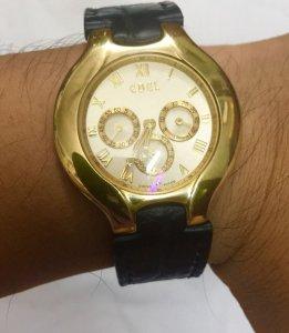 Đồng hồ Ebel vàng đúc 18K đẳng cấp