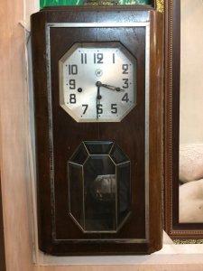 Đồng hồ treo tường MF