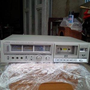 cassette Tape deck victor...