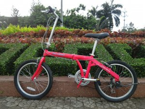 Xe đạp xếp Port Runner - Hàng...