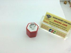 Nhẫn Nữ TU 10k Gold Diamond ổ...
