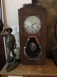 Đồng hồ treo tường FAMERY