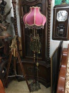 Giao lưu cây đèn Pháp, bằng đồng
