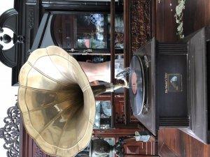Giao lưu máy hát bông bí xưa
