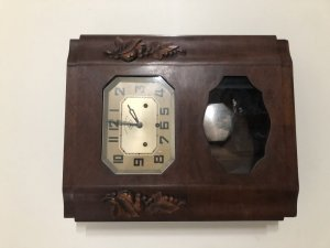 Đồng hồ xưa MK của Pháp 8 gông 8 búa