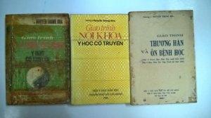 Ba tập sách lý luận Đông y