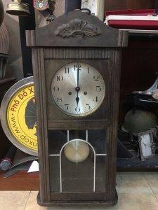 Đồng hồ treo tường 2 lỗ