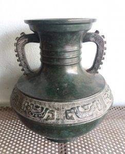 Bình đồng cổ xưa quý hiếm độc lạ của nhật bản Phone : 0938 179 545