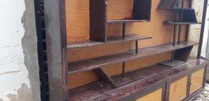 Tủ trưng bày .gỗ trắc