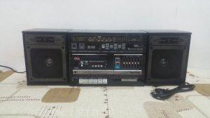 Đài National RX-C40 (Hàng xuất, điện Zin 220 vol)
