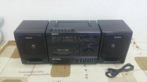 Đài Sony CFS-1045s (Auto Reverse - Tự động đảo chiều băng)