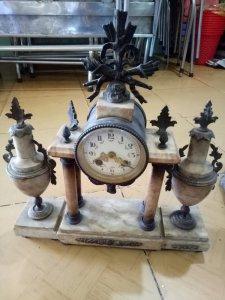 Đồng hồ cổ xưa Thụy Sĩ