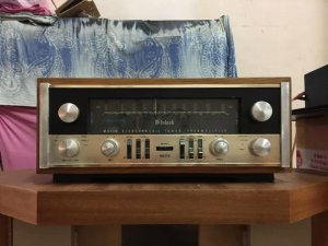 Pre Đèn Mcintosh Mx110 - Pre Đèn Kit Tango - Pre Đèn Heathkit aa-141