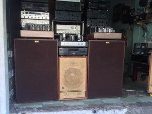 Bán cặp loa đồng trục jbl Le-14C bass 40