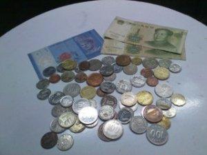 Tiền xu các nước