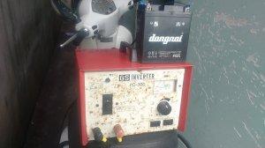 Máy đổi điện 12 v ra AC100v GS inverter