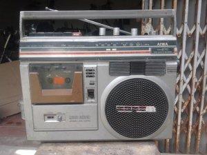 Giao lưu radio & caset còn nói...