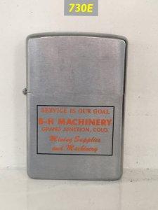 730E-chữ xéo 1973 -B-H NACHINERY