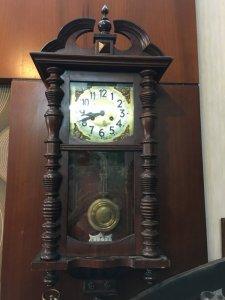 Đồng hồ treo tường song hỷ