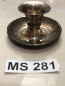 Chân Nến (MS281) Lắc Kê Bạc Đồ...